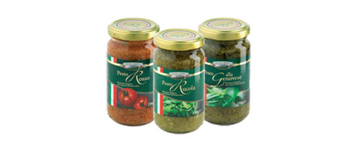Sauces & Pesto